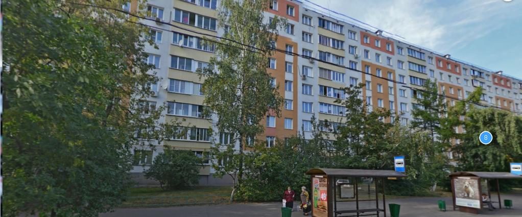 Москва, 2-х комнатная квартира, Ферганский пр д.8, 6590000 руб.