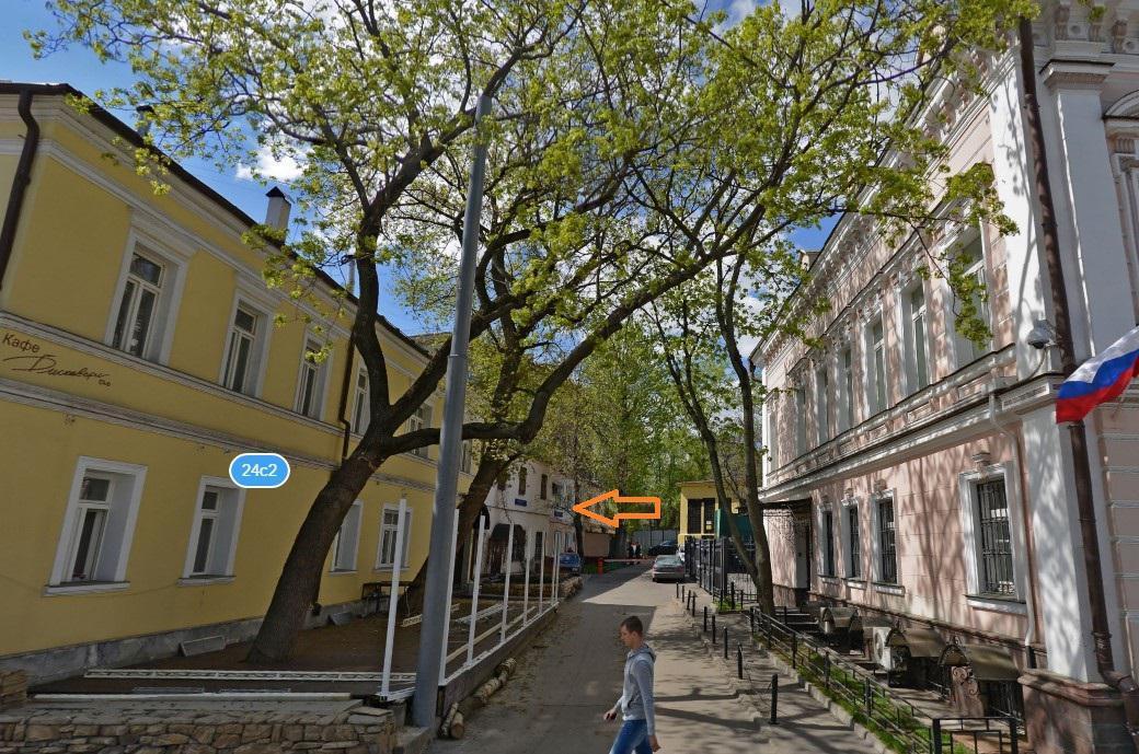 Здание 362 м2. в цао Москвы, Замоскворечье, Новокузнецкая 24с3а, 105000000 руб.
