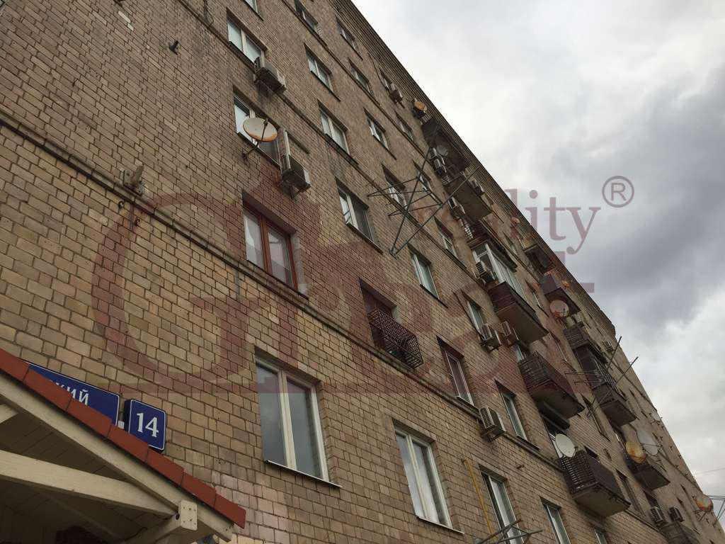 Москва, 4-х комнатная квартира, Кутузовский пр-кт. д.14, 44000000 руб.