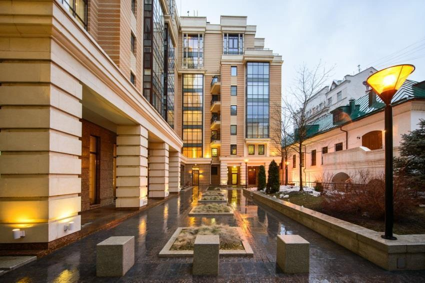 Москва, 6-ти комнатная квартира, Афанасьевский Б. пер. д.28, 528276000 руб.