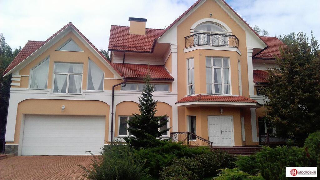 Готовый дом 1000 кв.м, на лесном участке 50 сот, Новая Москва, 97000000 руб.