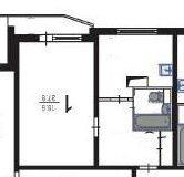 Москва, 1-но комнатная квартира, ул. Академика Капицы д.30 к1, 6800000 руб.