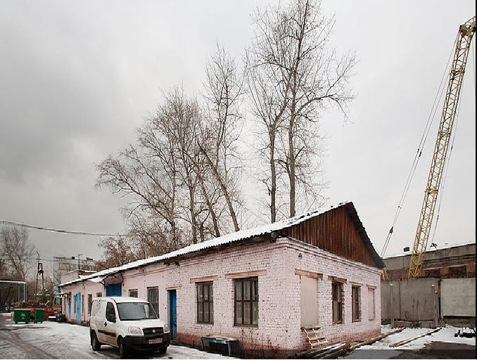 Отдельно стоящее здание склада, Авиамоторная, 21500000 руб.
