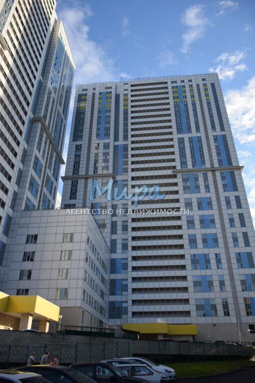 Москва, 1-но комнатная квартира, Маршала Рокоссовского б-р. д.6к1В, 12600000 руб.