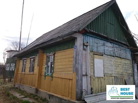 Дом Московская область Можайский район деревня Швечково