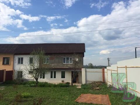Дом в д. Лукьяново на берегу р.Ока