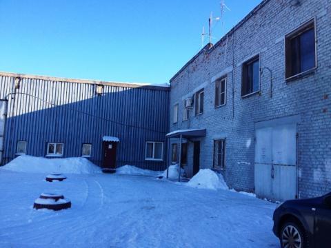 Производственное здание общей площадью 4000 кв. м. в г.Дмитрове