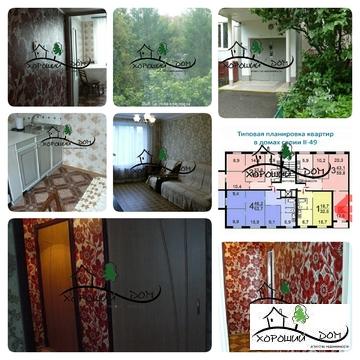 Продается 1- комнатная квартира в Центре Зеленограде к.410