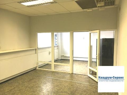 Сдается в аренду офисное помещение, общей площадью 43,5 кв.м.