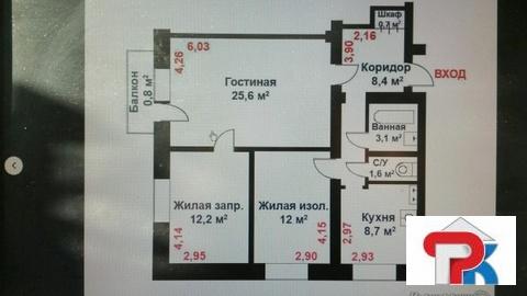 Продается Трехкомн. кв. г.Москва, Дмитровское ш, 59к1