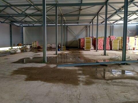 Производственно-складское помещение 980 кв.м