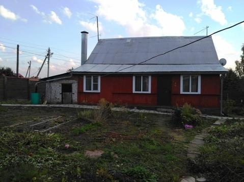 Жилой дом с газом в Рузе, участок 12 соток., 4000000 руб.