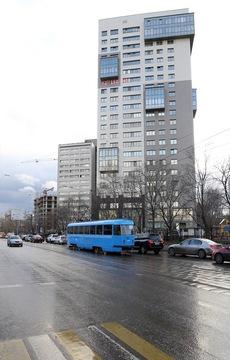 """2-комнатная квартира, 80 кв.м., в ЖК """"Нескучный сад"""""""