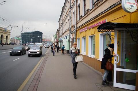 Продажа торгового помещения на Люсиновской