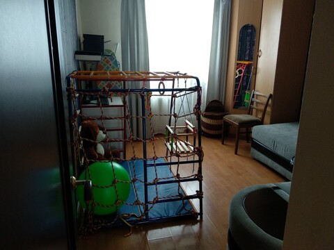 Продается 3-ком квартира пос.Калининец ул.Фабричная д.12