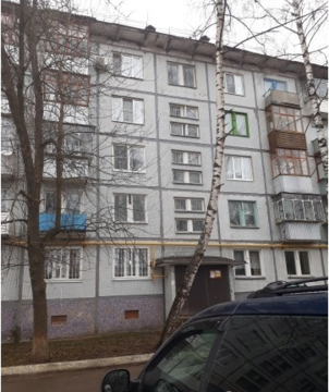 2-ная квартира пос. Нарынка Клинский район