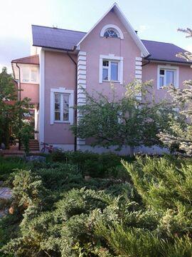 Сдается дом пл.250 кв.м, в д. Кашино Истринского района.
