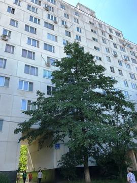 Недорогая трехкомнатная квартира на Шипиловской