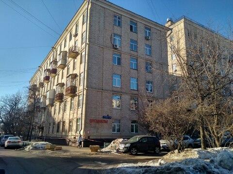 Продажа 3-комн. квартиры на Полежаевской. Ул. Куусинена, д.9с1