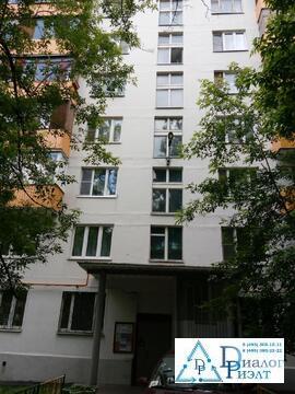 """Двухкомнатная квартира рядом с м. """"Рязанский проспект"""""""