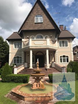 Продается дом, г. Домодедово, Шоссейная