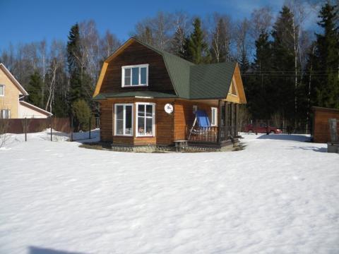 Продается дом на участке 6 соток в СНТ »Светлый ключ»