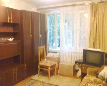 1-к квартира Щелковское шоссе 96