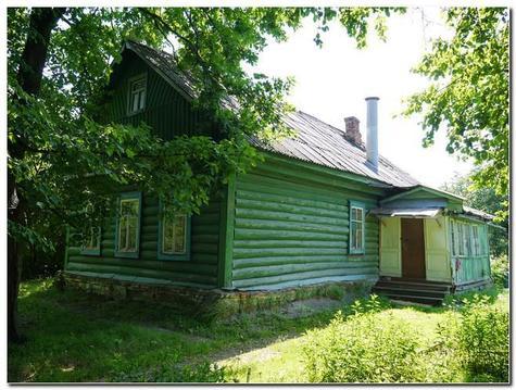 Дом в деревне на большом участке ! Есть газ и прописка