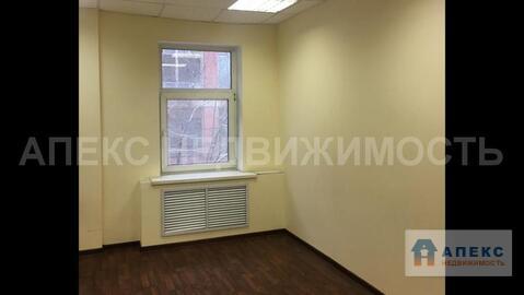 Аренда офиса 98 м2 м. Электрозаводская в административном здании в .