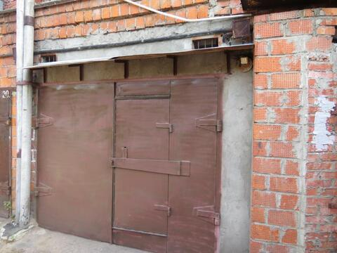 Продается гараж, проезд Трудовых резервов, ГСК «Металлист-2»