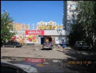 От МКАД:3 км Каширское шоссе. Расположено на первой линии домов, хорош