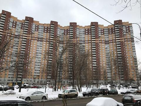 1-комнатная квартира, ул.Смольная, д.61, к.1