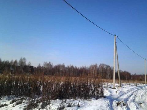 Продается земельный участок, Стромынь, 10 сот