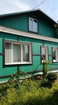 Полдома для ПМЖ в деревне Улиткино Щелковского района 24 км от МКАД