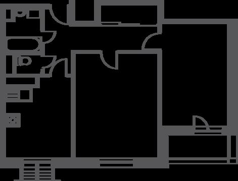 """2-комнатная квартира, 65 кв.м., в ЖК """"Софьин-дом. Лидер на Дмитровском"""""""