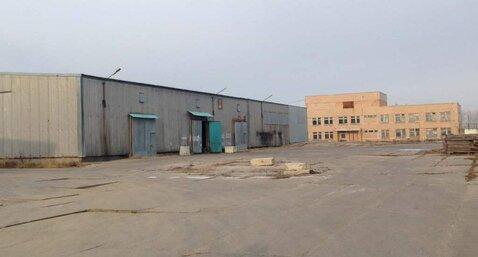Производственно-складской комплекс 29 000 м2 в п. Малино на а108 мбк