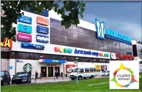 Торговый центр «Мегаполис» - это трехэтажный торгово-развлекательный к