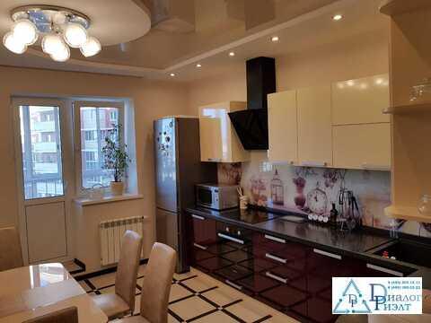 3-комнатная квартира с хорошим евро ремонтом