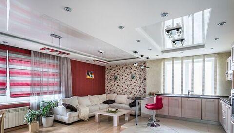 """3-комнатная квартира, 96 кв.м., в ЖК """"Дом на Беговой"""""""