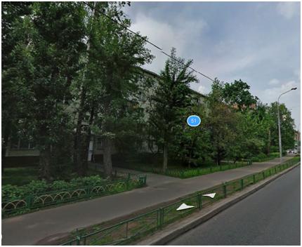 Продается 1-но комнатная квартира 3 минуты пешком до м. Проспект .