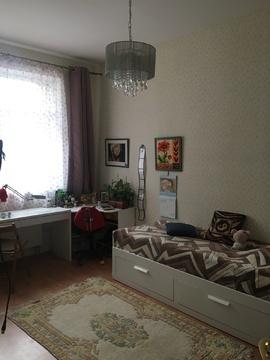 2-комнатная квартира, 59 кв.м., в ЖК на улице Циолковского