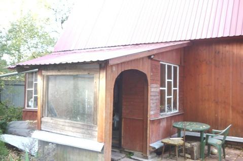 Дом бревно 80 кв.м, на зем. уч 8 сот, Семхоз, ул. Пушкина, газ.элект, водоп