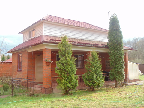 Сдам дом 80 кв м. д. Кулаково, Чеховский округ, полностью меблирован.