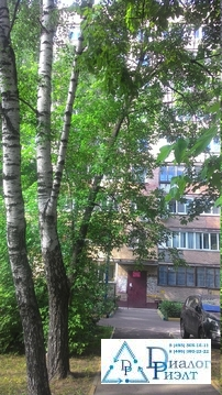 2-комнатная квартира в пешей доступности до ж/д станции Красково