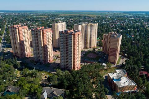 """3-комнатная квартира, 89 кв.м., в ЖК """"Солнечный"""" (г. Раменское)"""