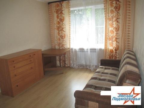 2х комн квартира в Железнодорожном ул.Московская 11