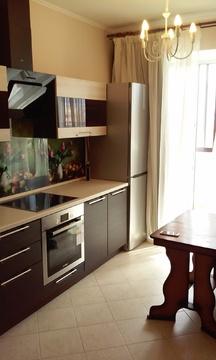 Сдаётся 1-комнатная квартира с ремонтом и мебелью на бв