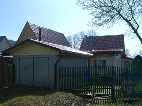 Дом в Жилево, Ступинский район, Московская область.