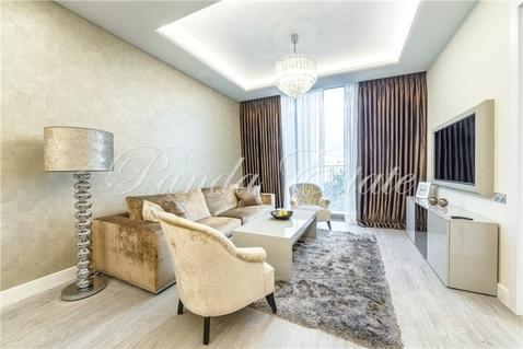 """2-комнатная квартира, 75 кв.м., в ЖК """"Дом на Мосфильмовской"""""""