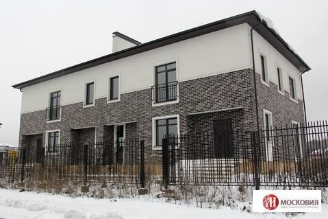 Продается дуплекс 200 кв.м, 3,6 соток земли, 8 км от МКАД, Киевское ш